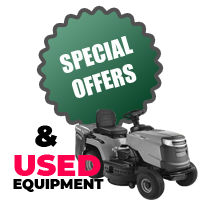 Special Offers & Used Equipment