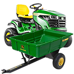 Lawn Tractors & Implements